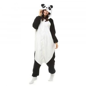4bb4d23131a2 Пижама кигуруми Панда, взрослый, размер S