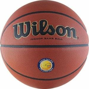778478ae Мяч баскетбольный WILSON Solution VTB24 арт.WTP000265 р.7