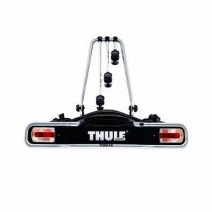 Велокрепление на фаркоп Thule EuroRide 943, для перевозки 3-х велосипедов