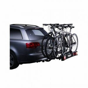 Велокрепление на фаркоп Thule RideOn 9503, для перевозки 3-х велосипедов
