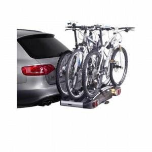 Велокрепление на фаркоп Thule EuroClassic G6 929, для перевозки 3-х велосипедов