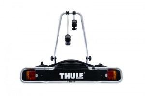 Велокрепление на фаркоп Thule EuroRide 941, для перевозки 2-х велосипедов