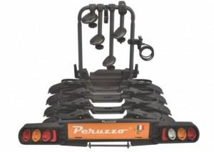 Велокрепление Peruzzo Pure Instinct 4 (4 вел.) на фаркоп автомобиля