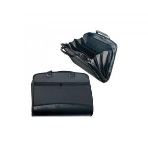 abca8fc0ac48 Портфель-сумка пластиковый BRAUBERG А4+, 375х305х60 мм, на молнии,  бизнес-класс