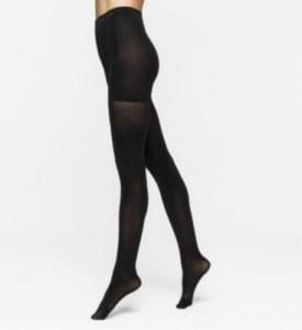 6e41dab1201a CALVIN KLEIN - Матовые утягивающие колготки - Черный - S - Женщины
