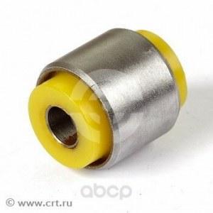 Полиуретановый сайлентблок передней подвески, амортизатора ваз 2101-2107, 21213, 2131, 2123, 2120 надежда, niva-2123, задней подвески ока ваз-1111 Точка Опоры арт. 17-06-2617