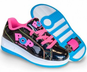 563fa29f Роликовые кроссовки HEELYS Pop Wave JR подростковые HES10291(33)