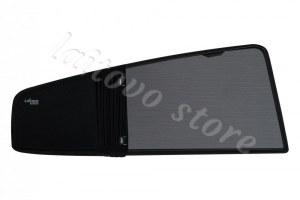Laitovo Каркасная тонировка на задние двери LADA 21214 1G Внедорожник 3D (2001 - н.в.) Нива - с пластиковой заглушкой у зеркала заднего вида