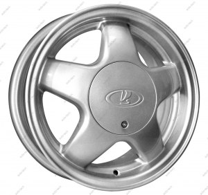 Диск колесный R16 Lada Xray 6J Kanjara/Канжара литой (без колпака колеса) Lada