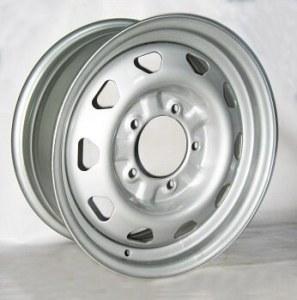 Колесный диск Mefro УАЗ Патриот/Хантер 6,5J*R16 5*139,7 ET40 DIA108,5 Металлик