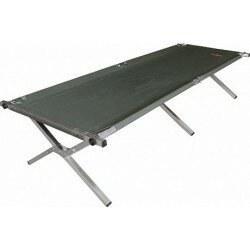 85970d4e42b31 Кровать раскладушка туристическая Woodland Camping bed CK-166 алюминиевая