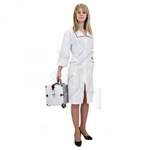 7de4b666a6ba Халат медицинский женский Натали (р.56-58) 170-176 белый,