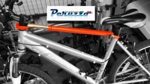 PZ 395 Адаптер для велосипеда с V-образной рамой Peruzzo