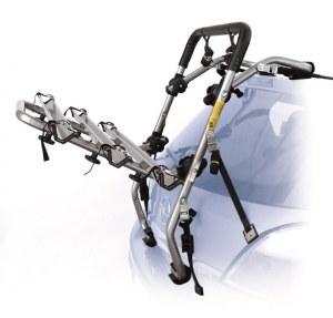 Крепление для велосипеда на заднюю дверь авто PERUZZO Padova Steel (для 3 велосипедов) (PZ 378-3)