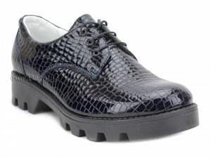 2d2b3b9d2 61118-1 ШагоВита (Shagovita), туфли подростковые ортопедические  профилактические, кожа, лак