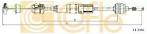 COFLE 113266 трос сцепления автомат. регулировка peugeot 406 all 1.6-1.8 gb3 96-