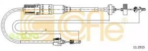 COFLE 112915 трос сцепления автомат. регулировка renault espace iii all 97-02