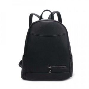 1052fe7c6f82 Женский рюкзак из экокожи, цвет черный (арт. DS-926/1)