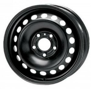 Колесный диск Steger X40008ST 6,5 R16 5x114,3 ET45.0 D66.1 Black