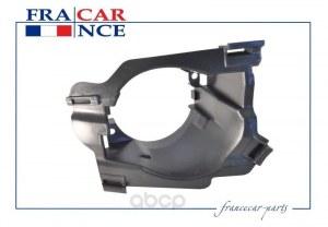 Рамка противотуманной фары левая renault logan (ph2) fcr210210 Francecar арт. FCR210210