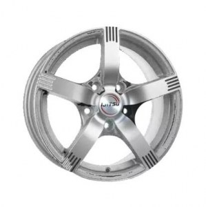 Колесный диск IJI SLK 2009 7J*R16 5*114,3 ET40 DIA67,1 HS