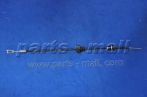 Трос, управление сцеплением Parts-Mall PTB018