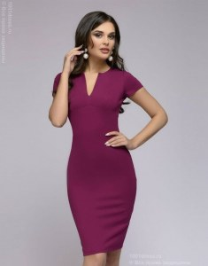 73fc8141c2b Платье-футляр с рукавом три четверти в Тюмени - 1500 товаров ...